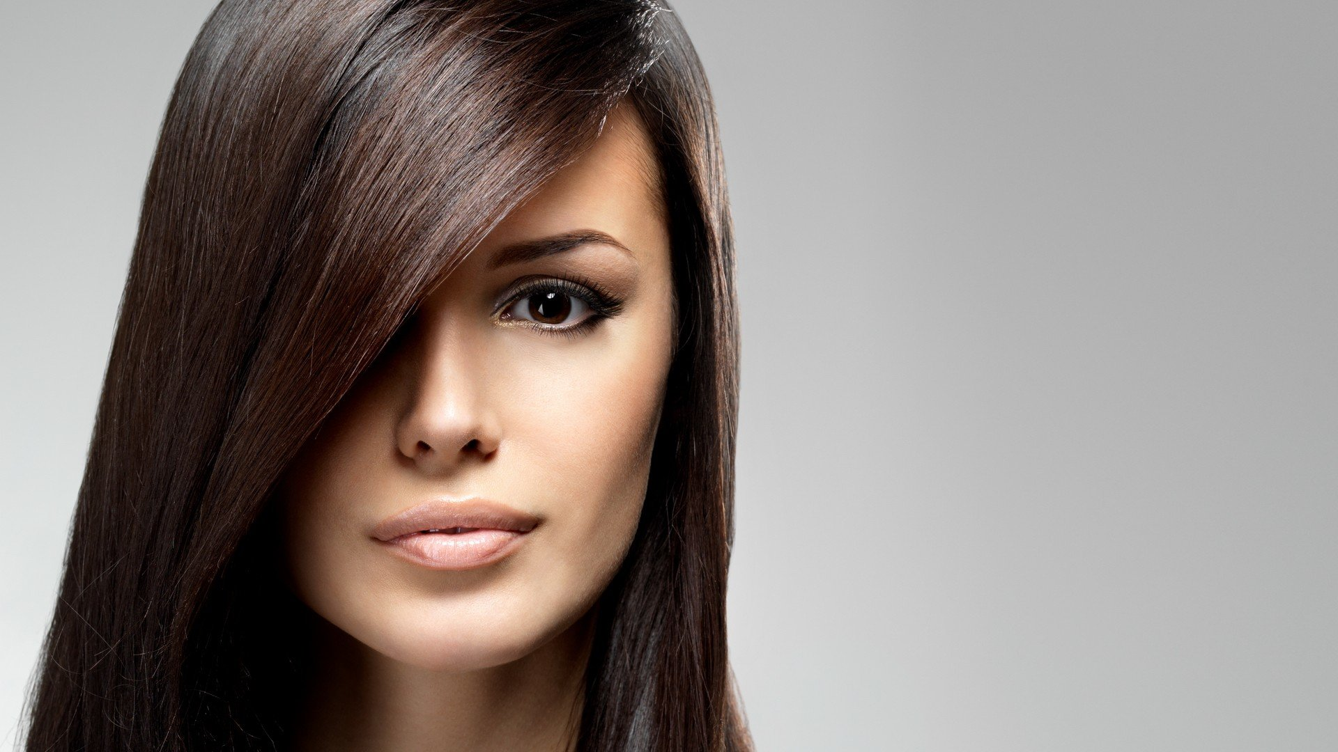 Which hair color is suitable for brown eyes2