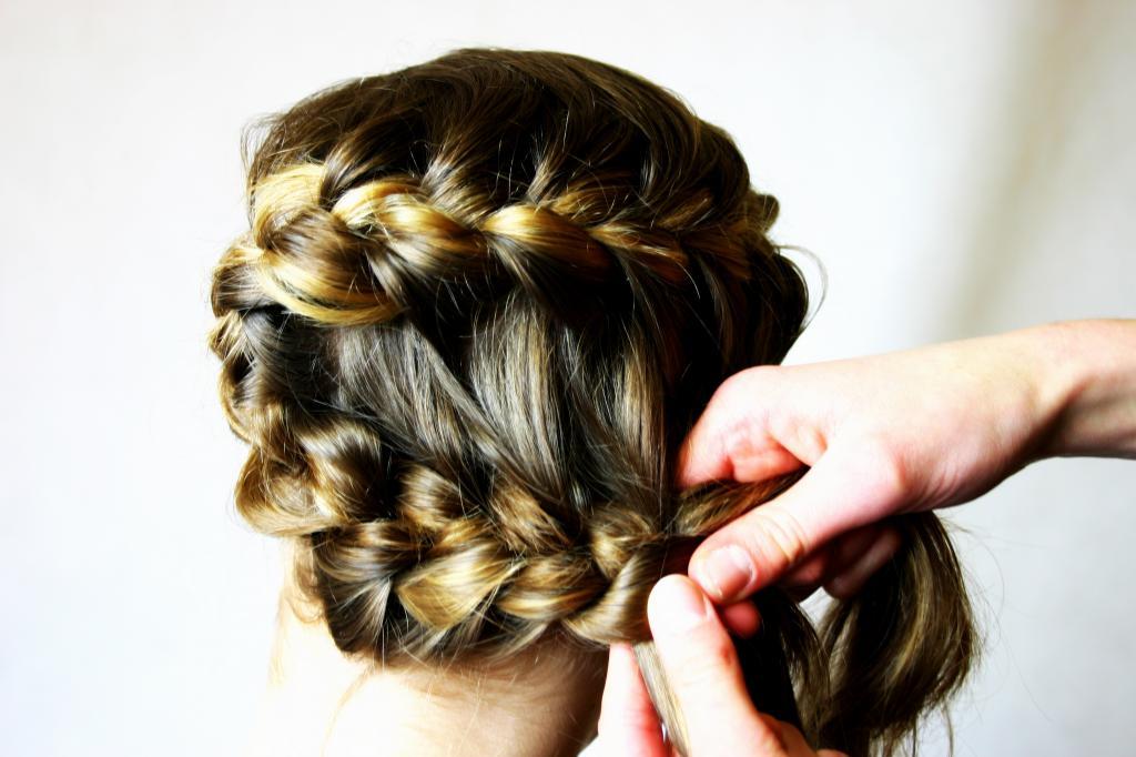 круговая коса мк с фото понравившиеся