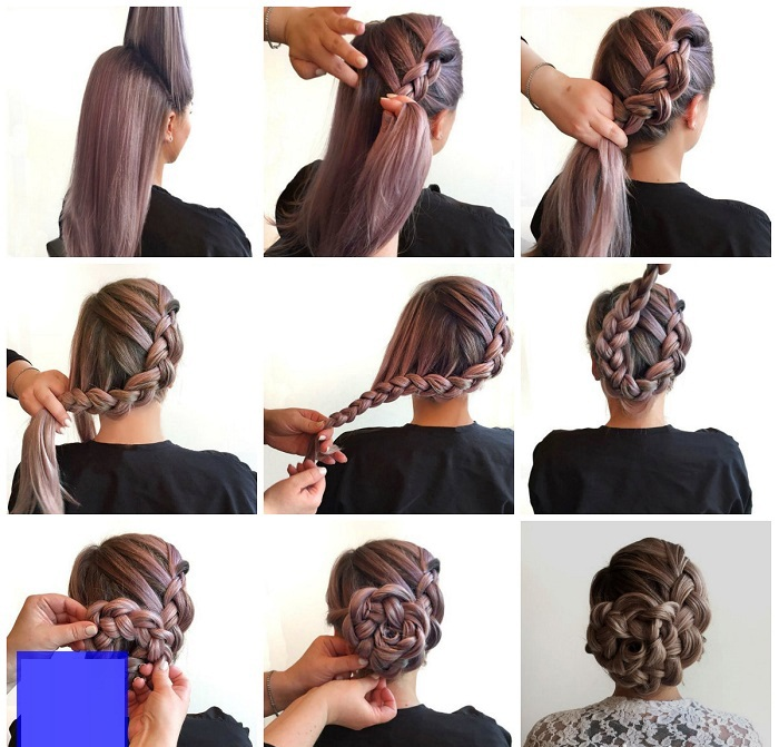 сюда прически на средние волосы поэтапно с картинками дает возможность повысить