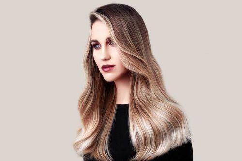 Outstanding Partial Highlights Ideas To Accentuate Your Beautiful Hair Color