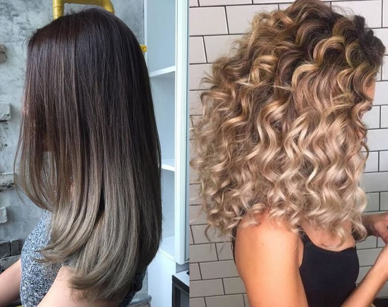 ombre hair color 2019