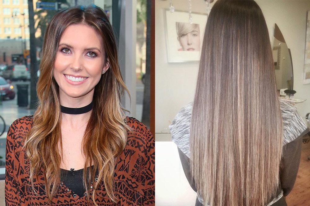 что такое калифорнийское мелирование волос фото финнмарке