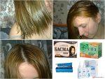 Смыть хну – Как смыть хну с волос?